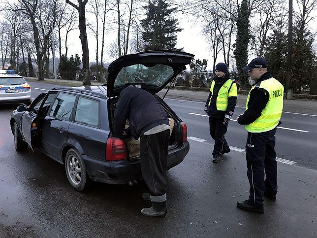 Policyjny sprzęt nie wykryje wyciętego DPF-u