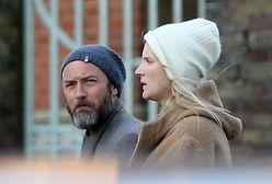 Jude Law zapuścił brodę. Jest nie do poznania