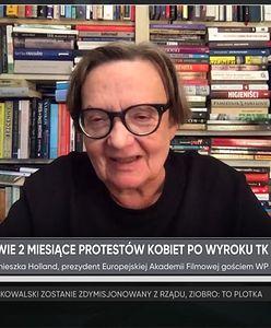 Pytają ją o Polskę. Zagraniczne gwiazdy dobrze wiedzą, co dzieje się w kraju