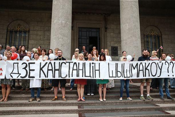 Białoruś. Odmówił podpisania protokołu. Członek komisji nie żyje