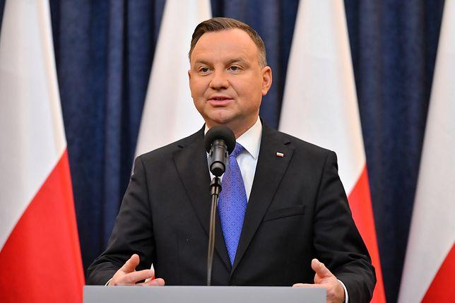 Koronawirus w Polsce. Prezydent Andrzej Duda zwołuje Radę Bezpieczeństwa Narodowego