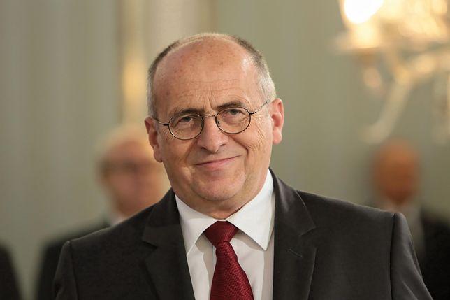 Zbigniew Rau nowym szefem MSZ