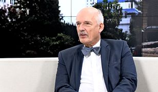 Janusz Korwin-Mikke ma plan B. Myśli o powrocie do europarlamentu