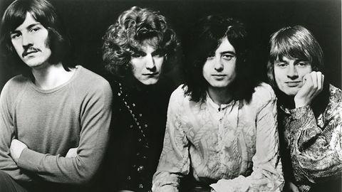 Spotify za darmo na różnych platformach mobilnych, Led Zeppelin w bibliotece usługi