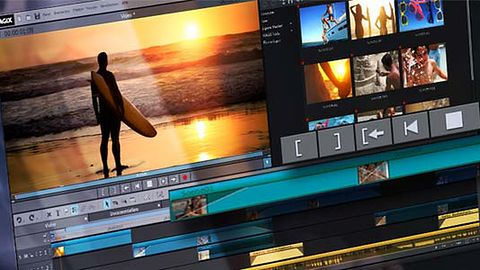 Magix Movie Edit Pro 2016 stawia na filmy 360° i kamerki sportowe