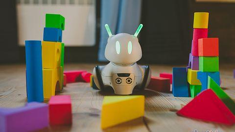Photon: białostocki robot, który zachęca dzieci do nauki programowania