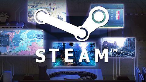 Steam zmienia wystrój sklepu, jeszcze bardziej zachęca do zakupów