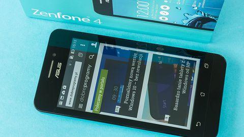 Szukasz taniego smartfona? ASUS ma dla Ciebie ciekawą propozycję