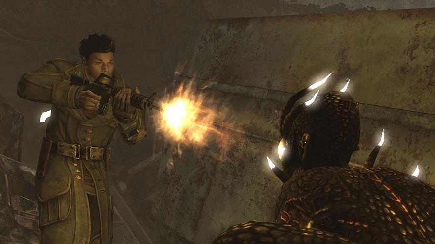 Screenshot z gry Fallout: New Vegas
