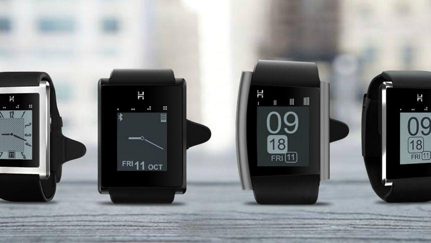 Używasz Windows Phone? Może zegarek do tego?