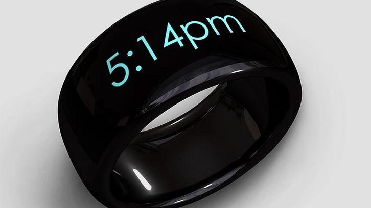 Po inteligentnych zegarkach czas na smart-pierścionki. Gdzie jeszcze wsadzimy mikroprocesor?