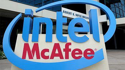 McAfee to teraz Intel Security... bo John za bardzo szalał