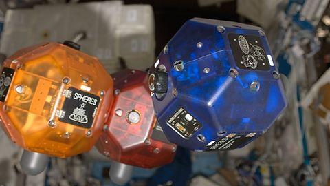 NASA sięga po Projekt Tango. Android leci w kosmos