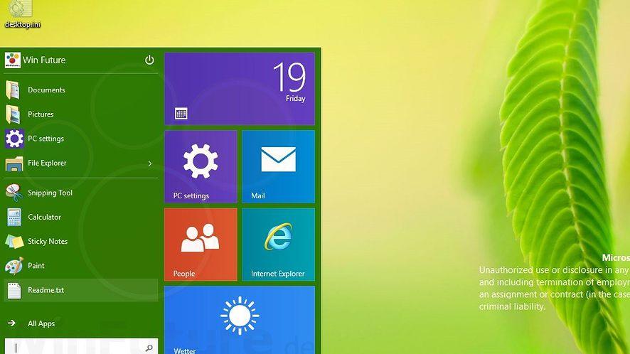 Windows TH to nowa nazwa Windows 9?