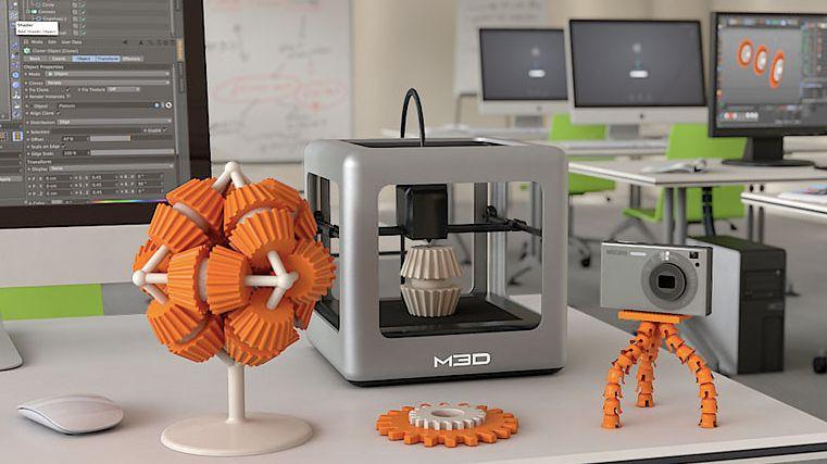 Zbiórka na konsumencką drukarkę 3D odniosła sukces, w przyszłym roku każdy będzie mógł drukować