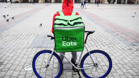Uber Eats dostępny w Kielcach. Jest rabat na pierwsze 3 zamówienia