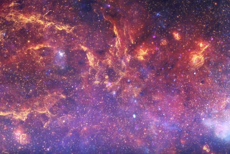 Podziw dla NASA. Ich Naukowcy pokazali niesamowite zdjęcie. Dodali niespodziankę!
