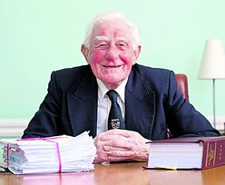 Zmarł najbardziej lojalny pracownik świata. 84 lata w tej samej firmie