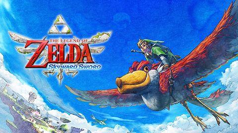Na nowe Legend of Zelda poczekamy. Ale dostaniemy Skyward Sword w HD