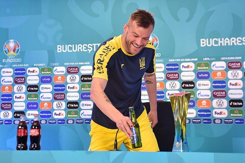 """Piłkarz Ukrainy kpi z Ronaldo i Pogby. """"Skontaktujcie się ze mną"""""""
