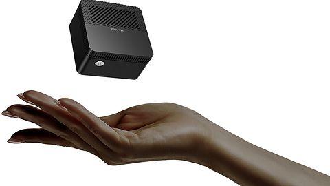 Chuwi LarkBox PC oficjalnie. Tak wygląda ponoć najmniejszy na świecie komputer do 4K