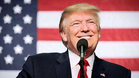 Trump strollowany na całego. Niespotykana dotąd sztuczka