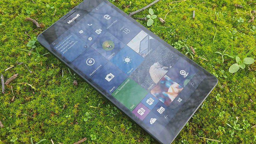 Microsoft Lumia 950 XL / Fot. dobreprogramy (Mateusz Budzeń)