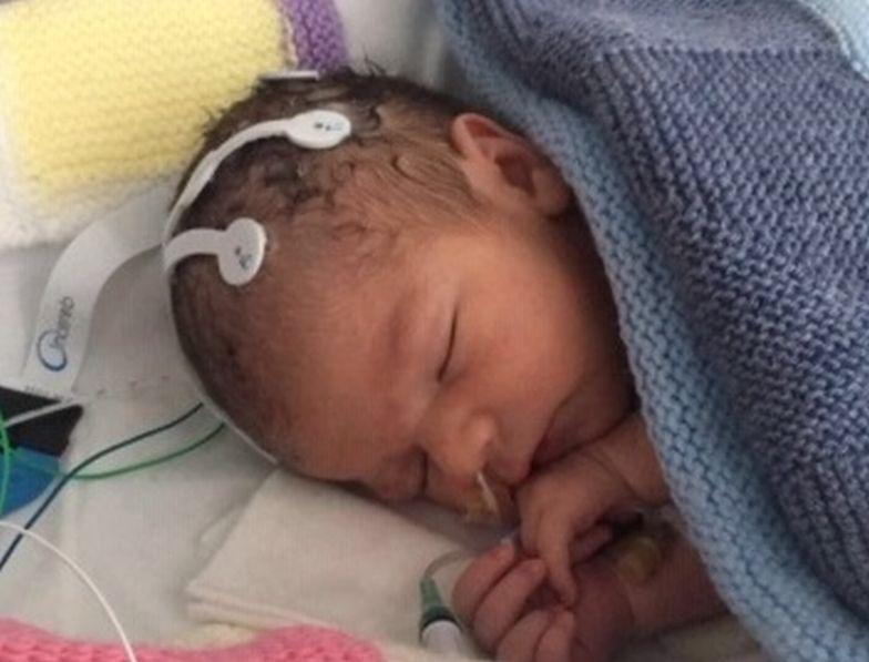 Dziecko z Wielkiej Brytanii otrzymało lek na bazie konopii
