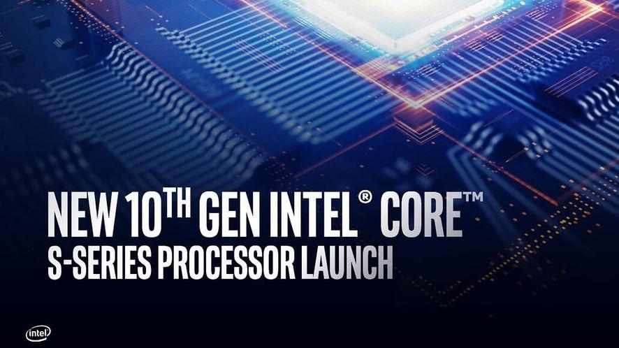 Procesory Intela 10. generacji Comet Lake pobierają ogromne ilości mocy /Fot. Intel