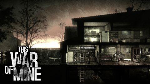 [E3 2014] This War of Mine - wojna oczami cywila, czyli niezwykle odważna gra polskiego studia 11 bit