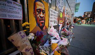 USA. Trwają protesty po śmierci George'a Floyda