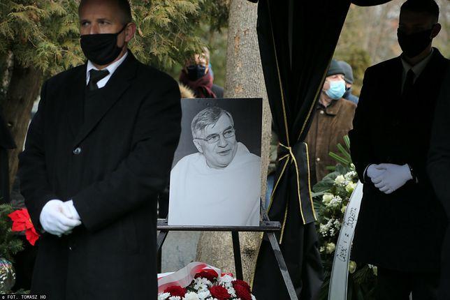 O. Maciej Zięba. Pogrzeb duchownego