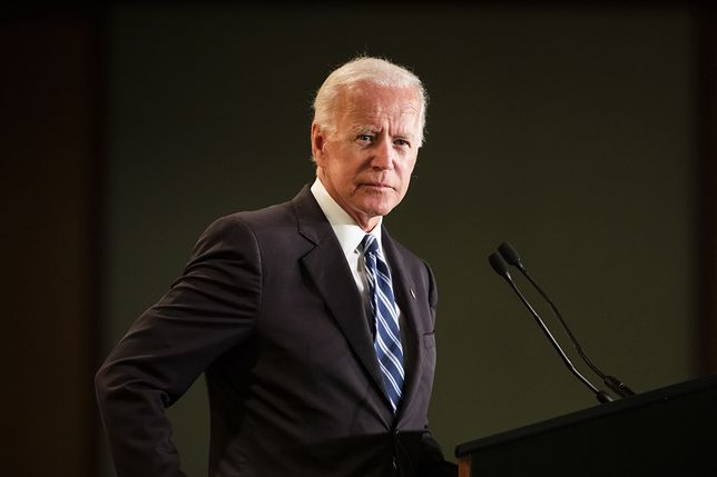 Wybory USA. Rośnie poparcie dla Joe Bidena