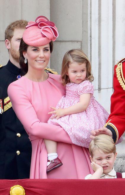 Najmłodsze pokolenie Windsorów