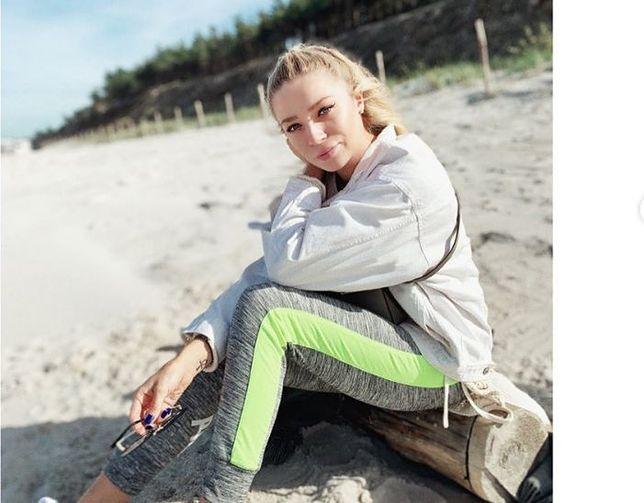 Martyna Gliwińska w ciąży została sama