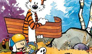 Calvin i Hobbes. Jukon czeka! Tom 3