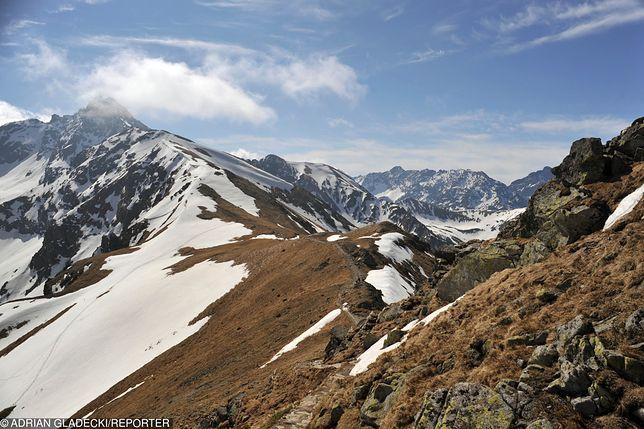 Tatry. Zamknięto szlak ze Świnicy na Zawrat