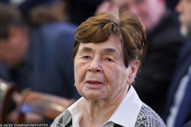 Zofia Romaszewska, doradczyni Andrzeja Dudy