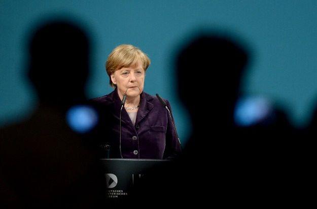 Angela Merkel: Niemcy nie przyjmą uchodźców koczujących na granicy Grecji z Macedonią