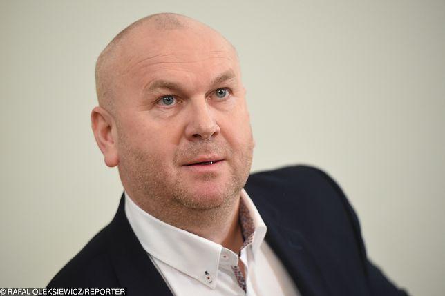 Paweł Wojtunik złożył do prokuratury zawiadomienia na Ernesta Bejdę