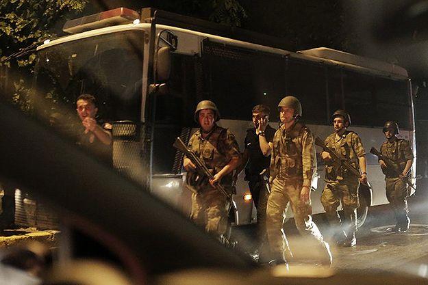 Gen. Tomasz Bąk: skutkiem próby zamachu będzie rozłam w tureckiej armii