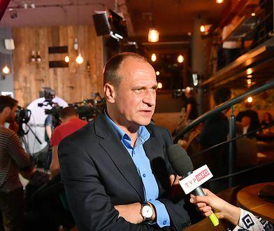 Paweł Kukiz widzi wybory na jesieni w ciemnych barwach