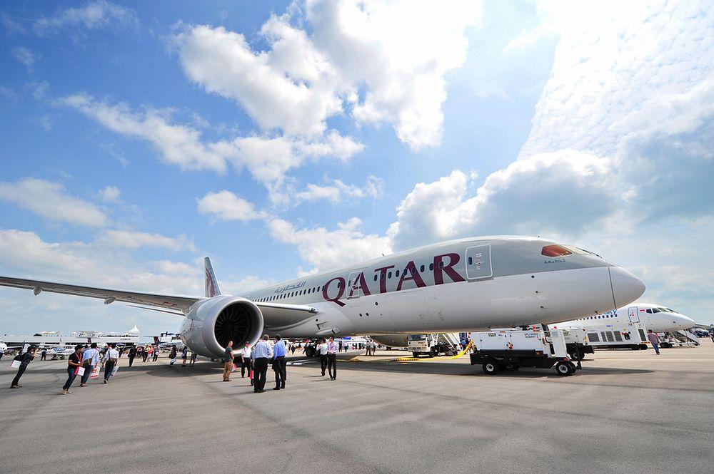 Wielka promocja Qatar Airways - niesamowite ceny do ponad 150 miast na całym świecie