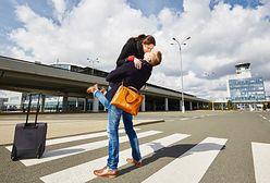 Najromantyczniejsze lotniska. Na których podróżni mają najwięcej czasu na czułe pożegnanie?