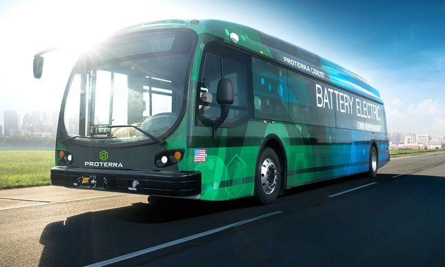 Elektryczny autobus pokonał 1773 km na jednym ładowaniu