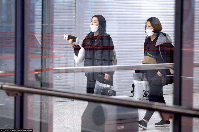 Koronawirus uderzył we Włochy. 2 z 3 lotów na Lotnisko Chopina odwołane