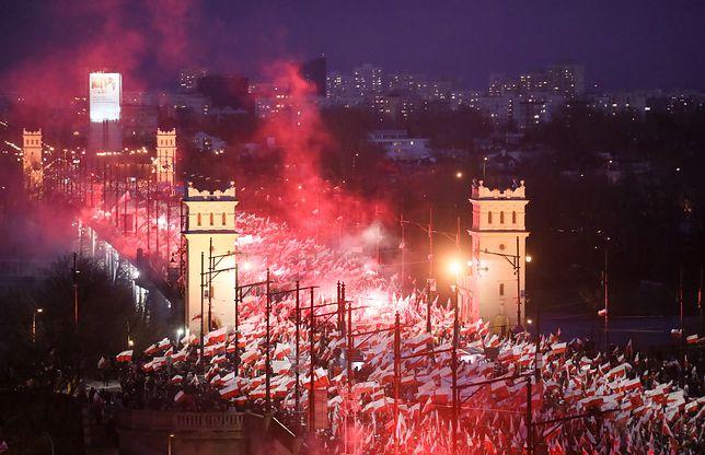 Na 11 listopada przypada 100-lecie odzyskania niepodległości