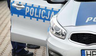 Policjanci zatrzymali mężczyznę, który zgłosił fikcyjną kradzież