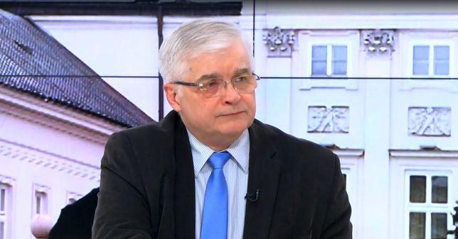 Włodzimierz Cimoszewicz o skutkach zapowiadanych zmian w KRS: to będzie koniec