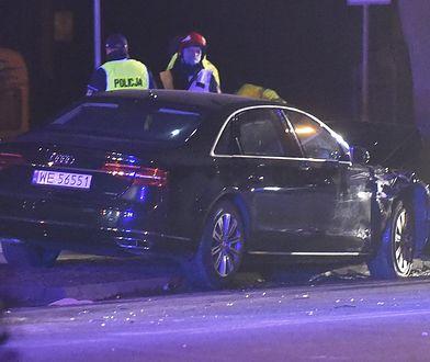Do wypadku z udziałem premier Beaty Szydło doszło 10 lutego 2017 r.
